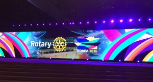 ROTARY INTERNATIONAL CONVENTION 2016